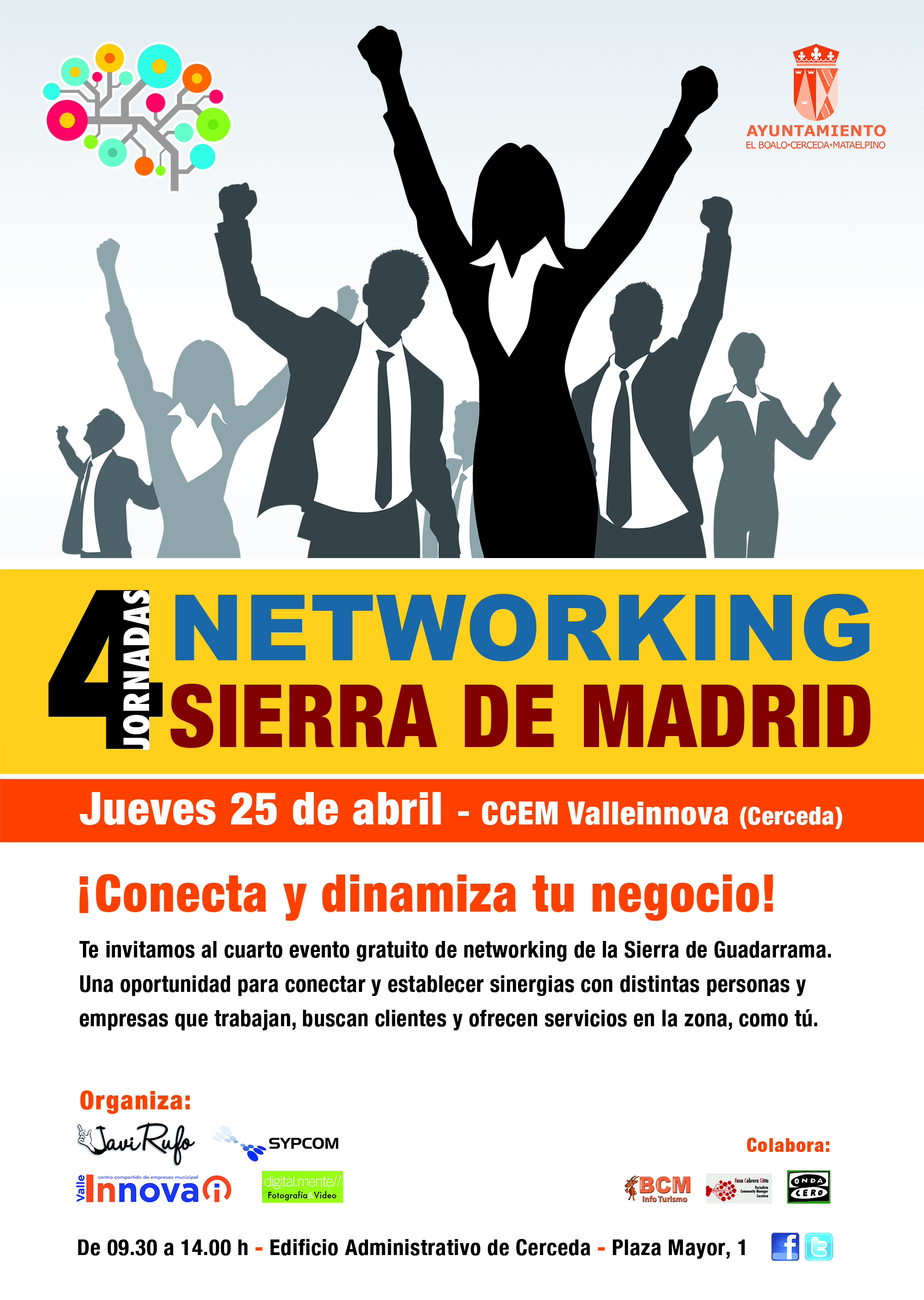 4 Jornada Networking Sierra De Madrid